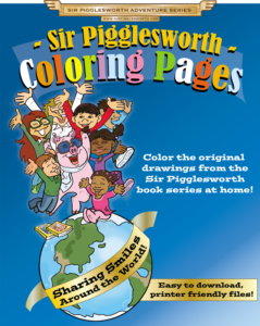 Sir Pigglesworth Coloring Pages