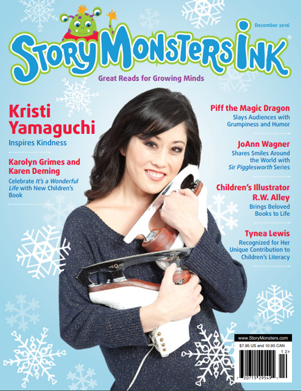 Story Monsters Ink With JoAnn On Cover